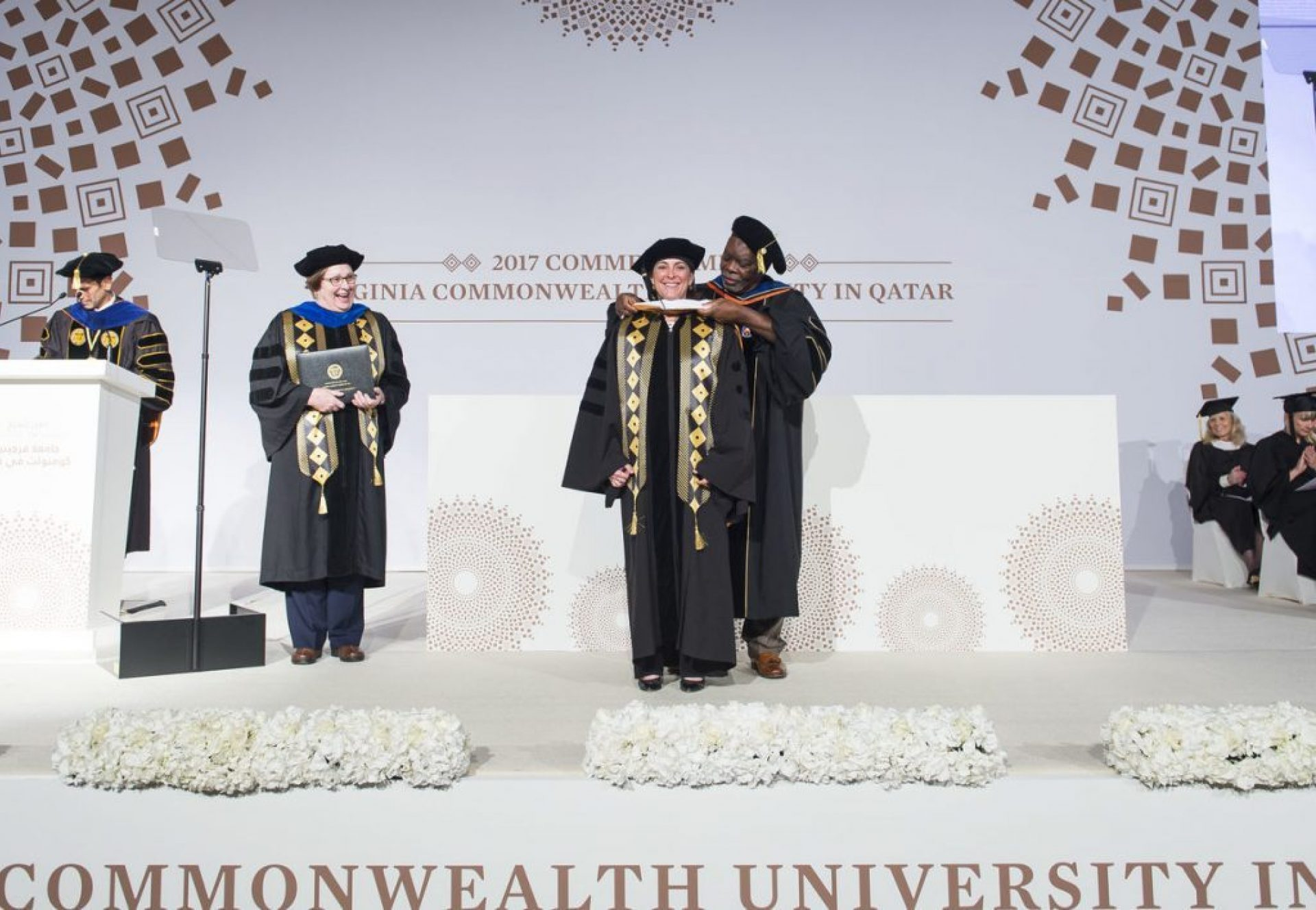 VCU Qatar Slider
